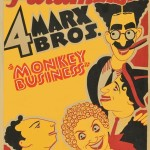 Os Quatro Batutas (Monkey Business/ 1931)
