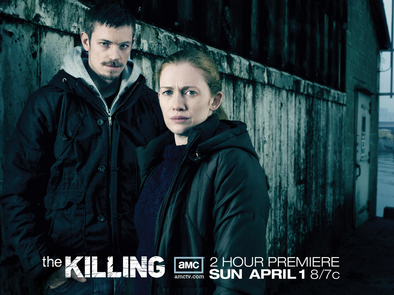 Nordic Noir: The Killing e Bron/Broen