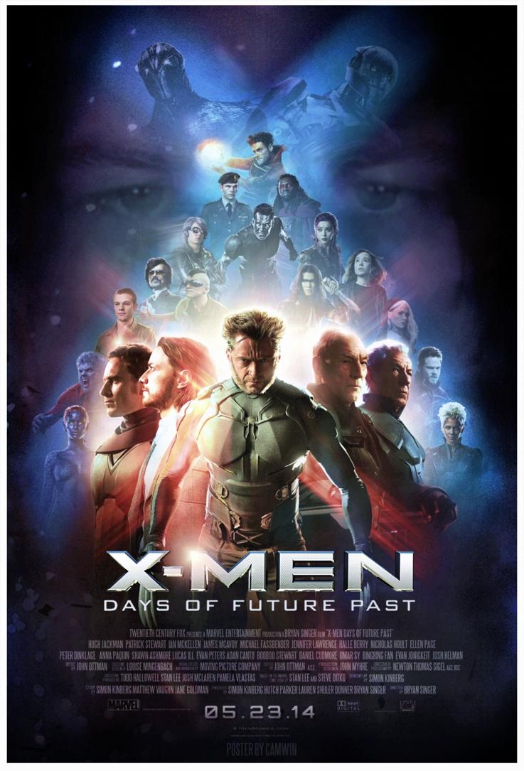 X Men: Dias de um Futuro Esquecido (X-Men: Days of Future Past/ 2014)