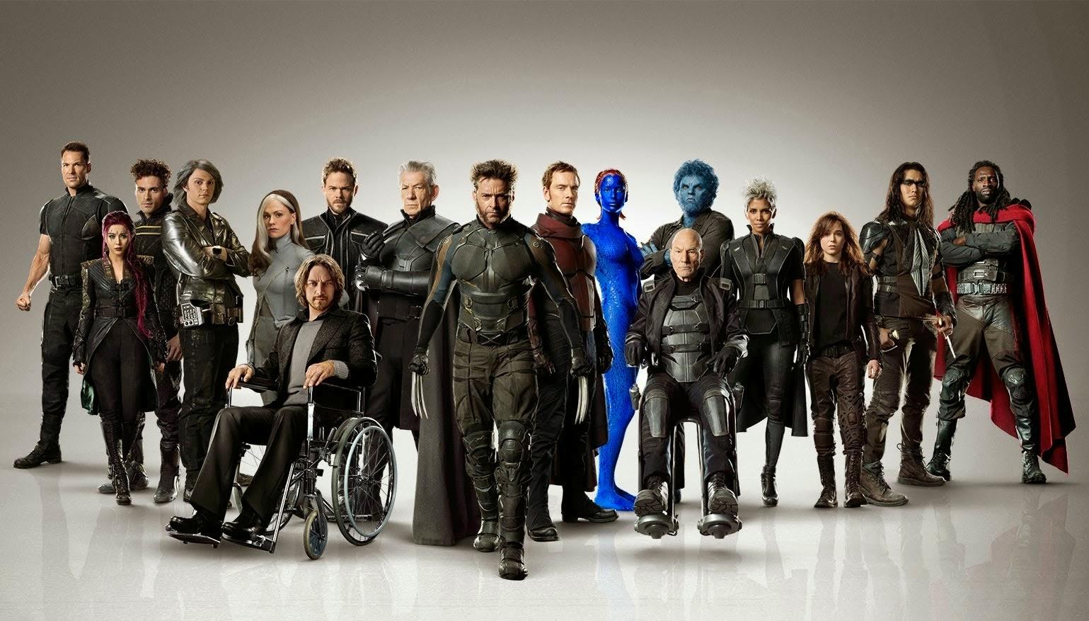 Figurino: X-Men: Dias de um Futuro Esquecido