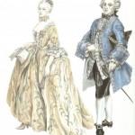 Figurino: Amadeus – genialidade e excentricidade