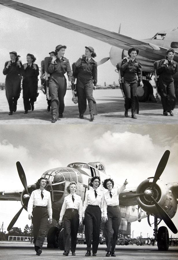 Mulheres trabalhando na 2ª Guerra Mundial