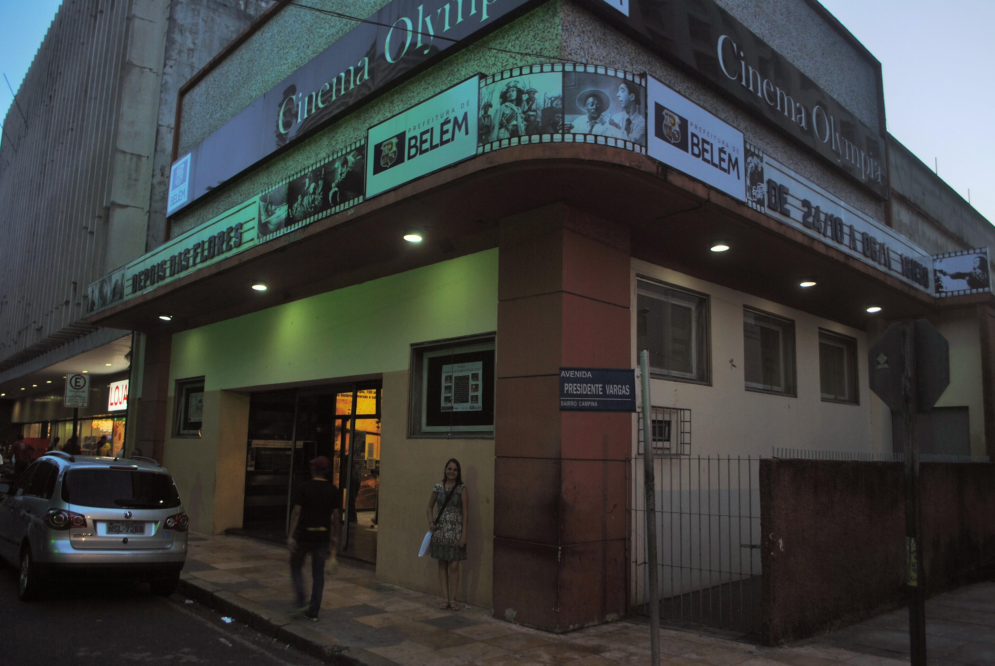 Fachada atual (Foto: Rosana Carvalho Paiva)