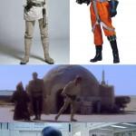Figurino: Star Wars-Trilogia Clássica