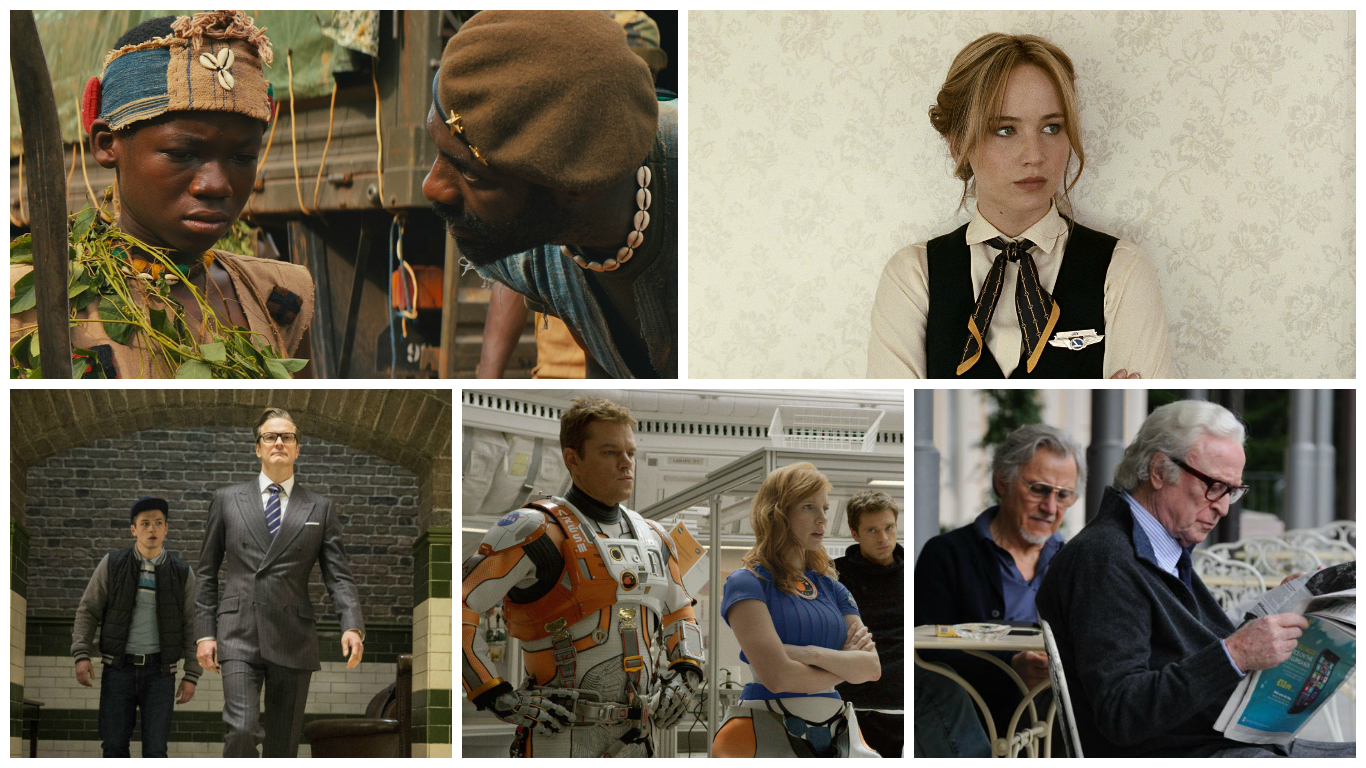 Costume Designers Guild Awards Contemporary 2016 Nominees