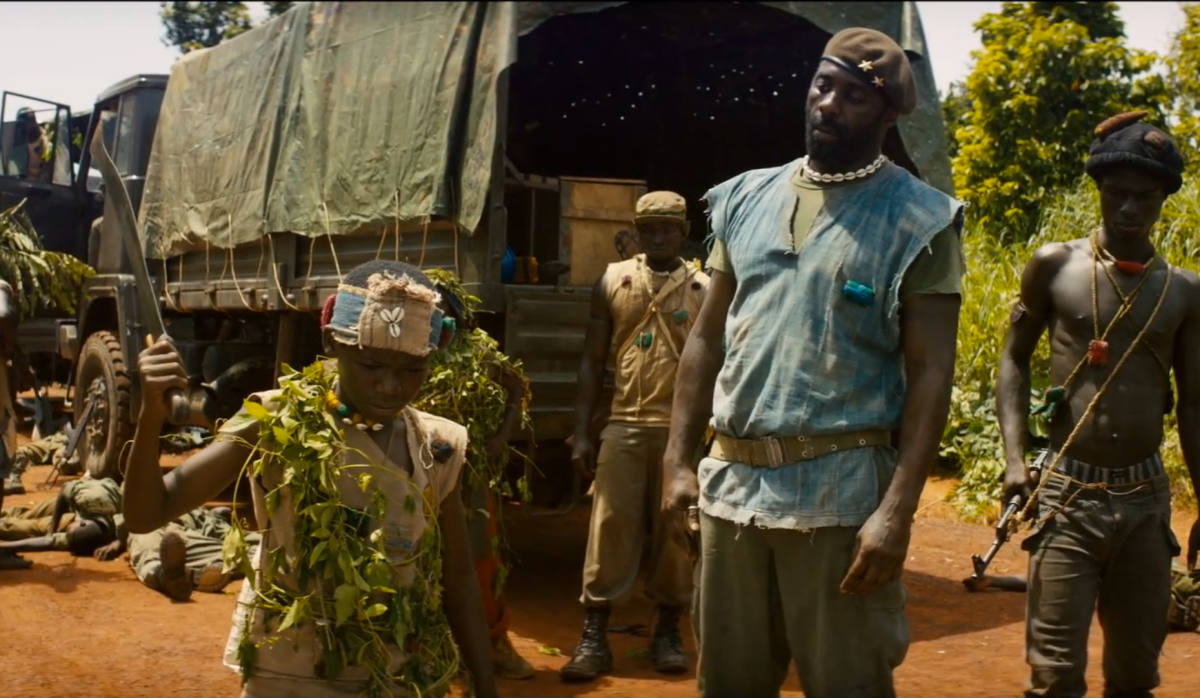 Beasts of No Nation Costume Designers Guild Awards 2016 Contemporary Winner