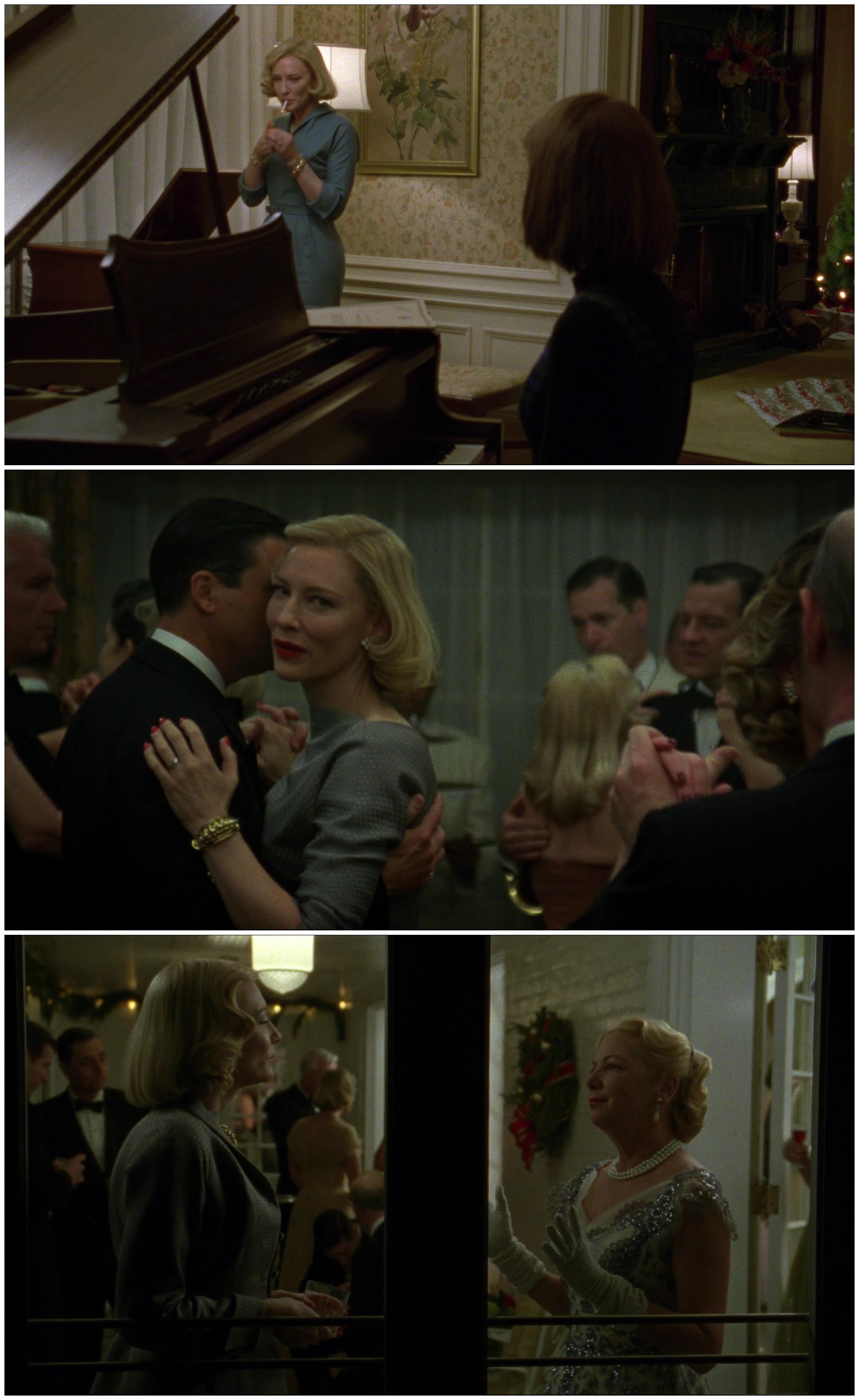 Carol Todd Haynes Cate Blanchet Rooney Mara piano