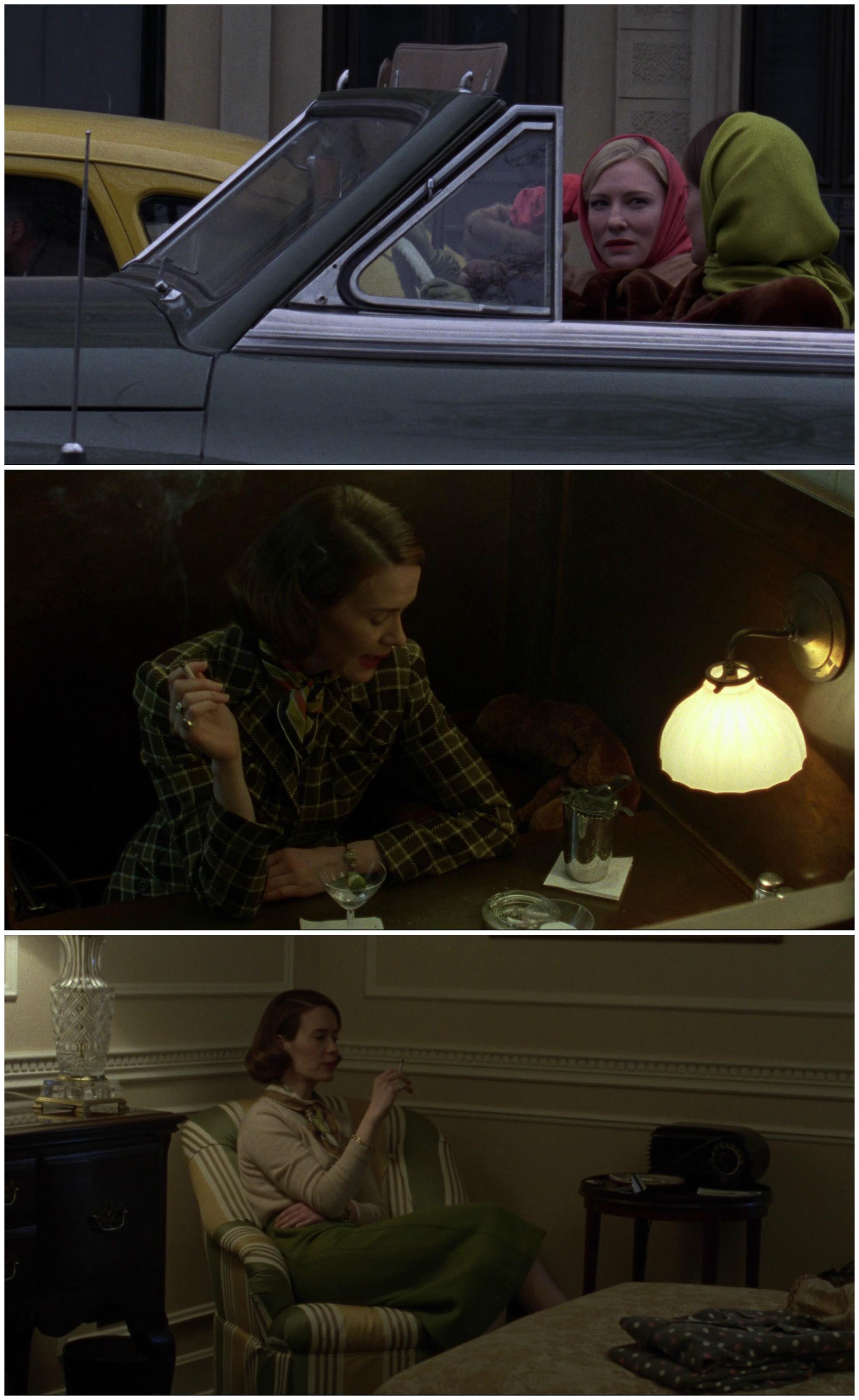 Carol Todd Haynes Cate Blanchet Rooney Mara Sarah Paulson