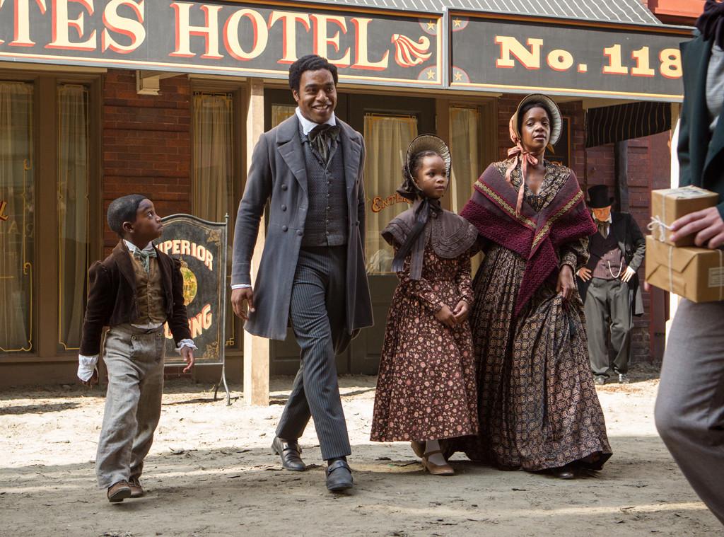 12 Anos de Escravidão: vencedor do Oscar de Melhor Filme, Melhor Atriz Coadjuvante e Melhor Roteiro Adaptado.