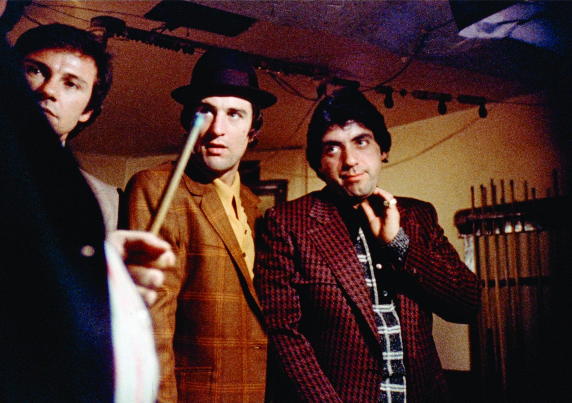 Caminhos Perigosos é o segundo longa de Scorsese e já mostra traços do que viria a ser o corpo de trabalho do diretor.