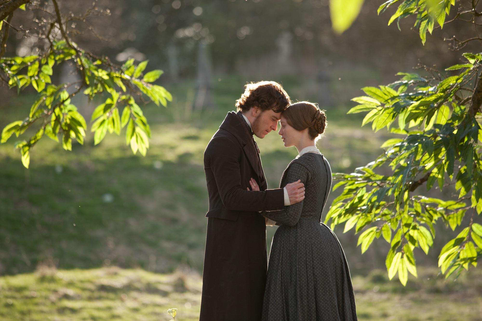 Jane Eyre, adaptado do do romance gótico de Charlotte Brontë, dirigido por Cary Fukunaga (True Detective, Beasts of No Nation) e estrelado por Mia Wasikowska e Michael Fassbender.